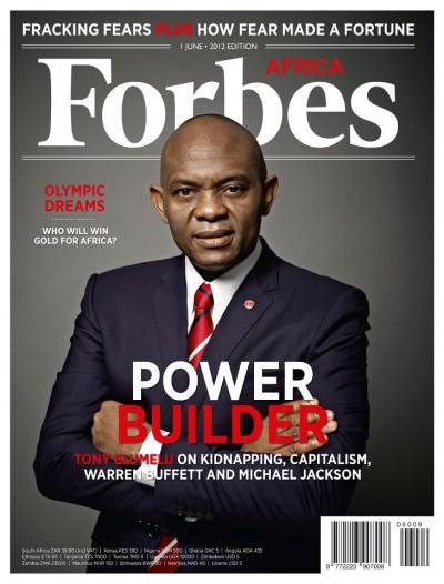 Tony Elumelu Entrepreneurship Programme | $100mln se sei africano