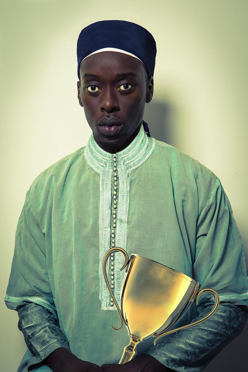 Griot Magazine August Sabac El Sher ©Omar Diop Project Diaspora