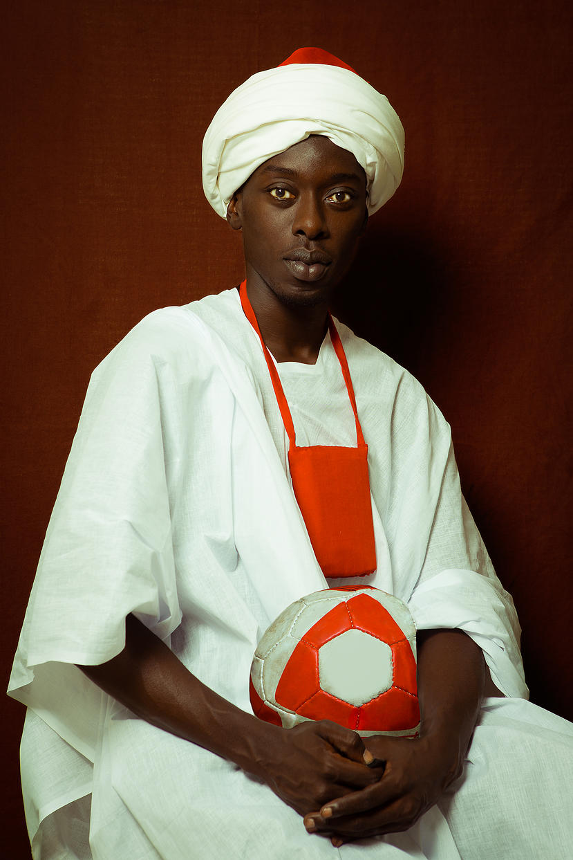 Ayuba Suleiman Diallo (1701-1773) Ayuba Suleiman Diallo was a famous Muslim who was a victim of the Atlantic slave trade. Born in Bundu, Senegal, Ayuba's memoirs were published as one of the earliest slave narratives, that is, a first-person account of the slave trade. Shipped to Annapolis, Maryland, Diallo spent two years there as a slave on a tobacco plantation; and afterwards being brought to England, was set free and sent to his native land, in 1734. Original painting by William Hoare