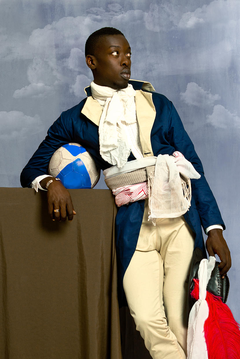 Griot Magazine Jean-Baptiste Belley ©Omar Victor diop-project diaspora