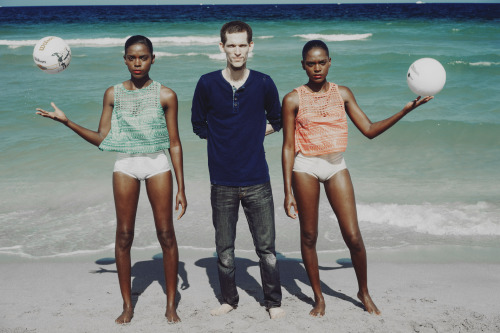 Griot-Magazine-Jason Bassett with Alia e Delcia Johnson