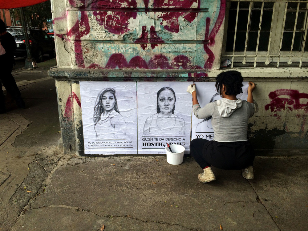 griot-magazine-Tatyana Fazlalizadeh_stop telling people to smile mexico_7