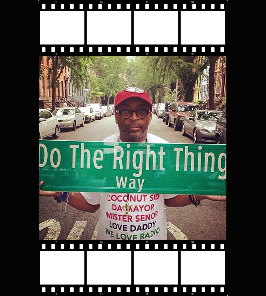 It's official | Bed-Stuy Street re-named 'Do The Right Thing Way'