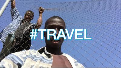 La storia del migrante che documenta su Instagram il suo viaggio è una trovata pubblicitaria