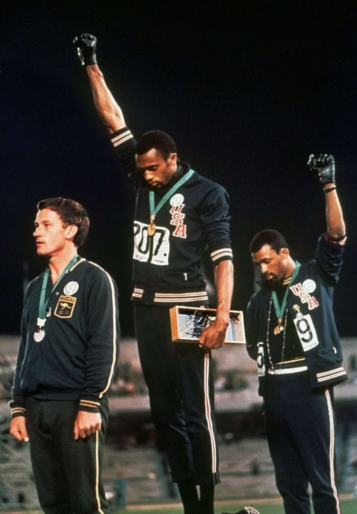 griot-magazine-peter-norman-white -man-in-that-photo-black power salute