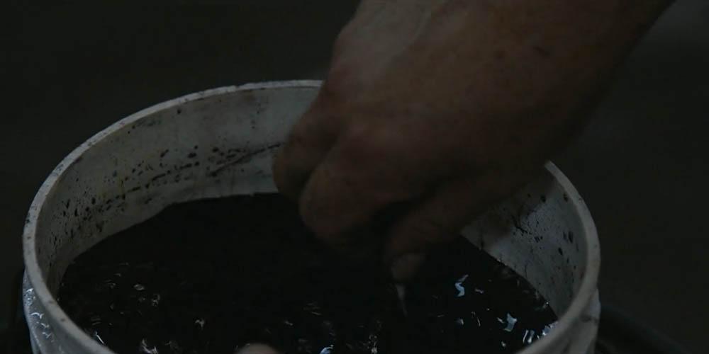 griot mag yeezy season 2_ silent film-