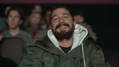 #ALLMYMOVIES art performance | Watch Shia LaBeouf watching 72 hours of his movies with his fans