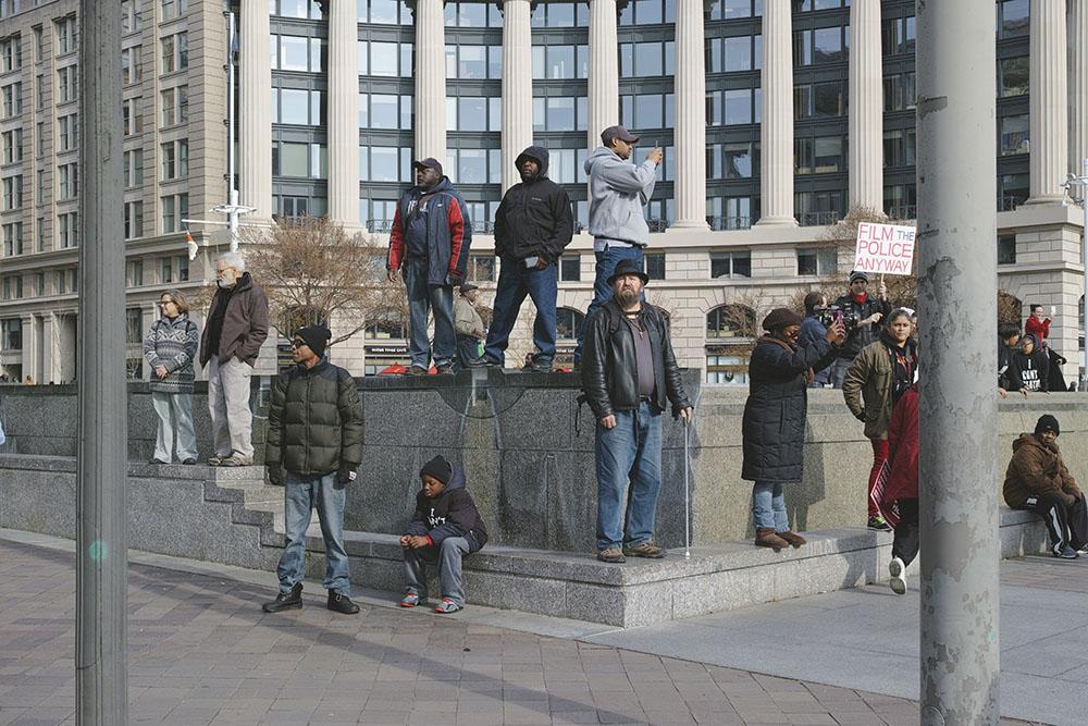 griot-mag-sculptures-by-alessandro-rizzi-eric-garner-micheal-brown-ferguson-washington-march-2014-13