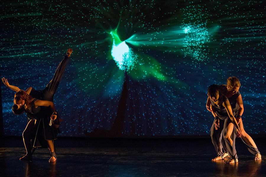 Game Changers Laura Kriefman Guerilla Dance Project crane dance bristol wired hidden fields