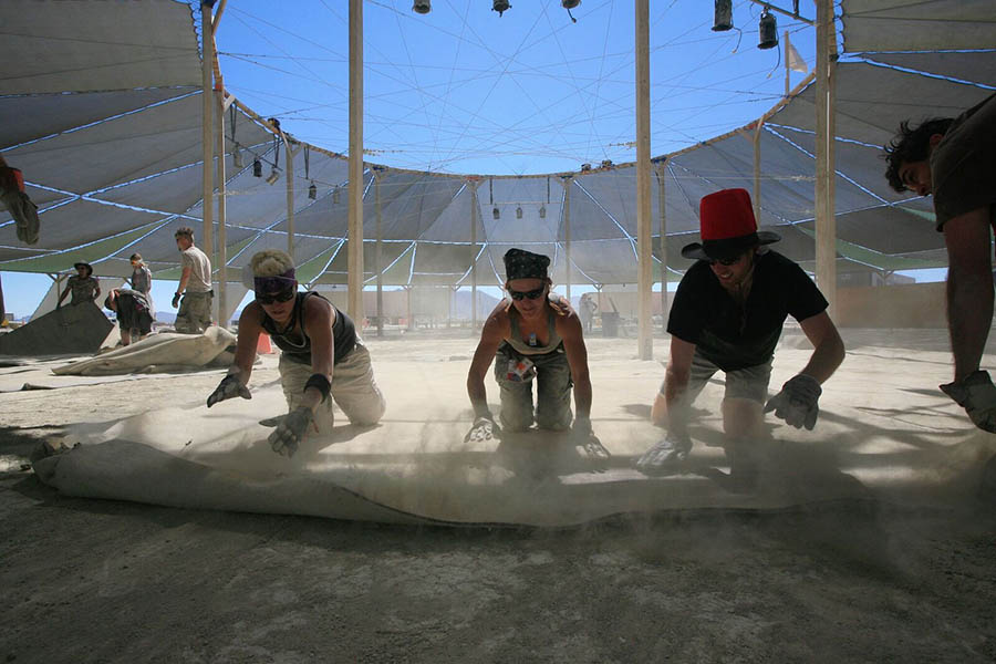 griot-mag-Game Changers- Harley Dubois and her Burning Man-Interview-TEd-TedXRome-5