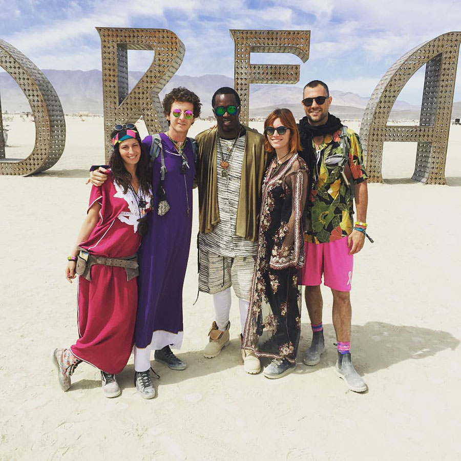 griot-mag-Game Changers- Harley Dubois and her Burning Man-Interview-TEd-TedXRome-Flavia Pertuso