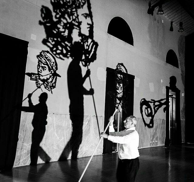 griot-mag-Triumphs and Laments | William Kentridge -Roma - Natale di Roma - Rome-Photo Luzzi