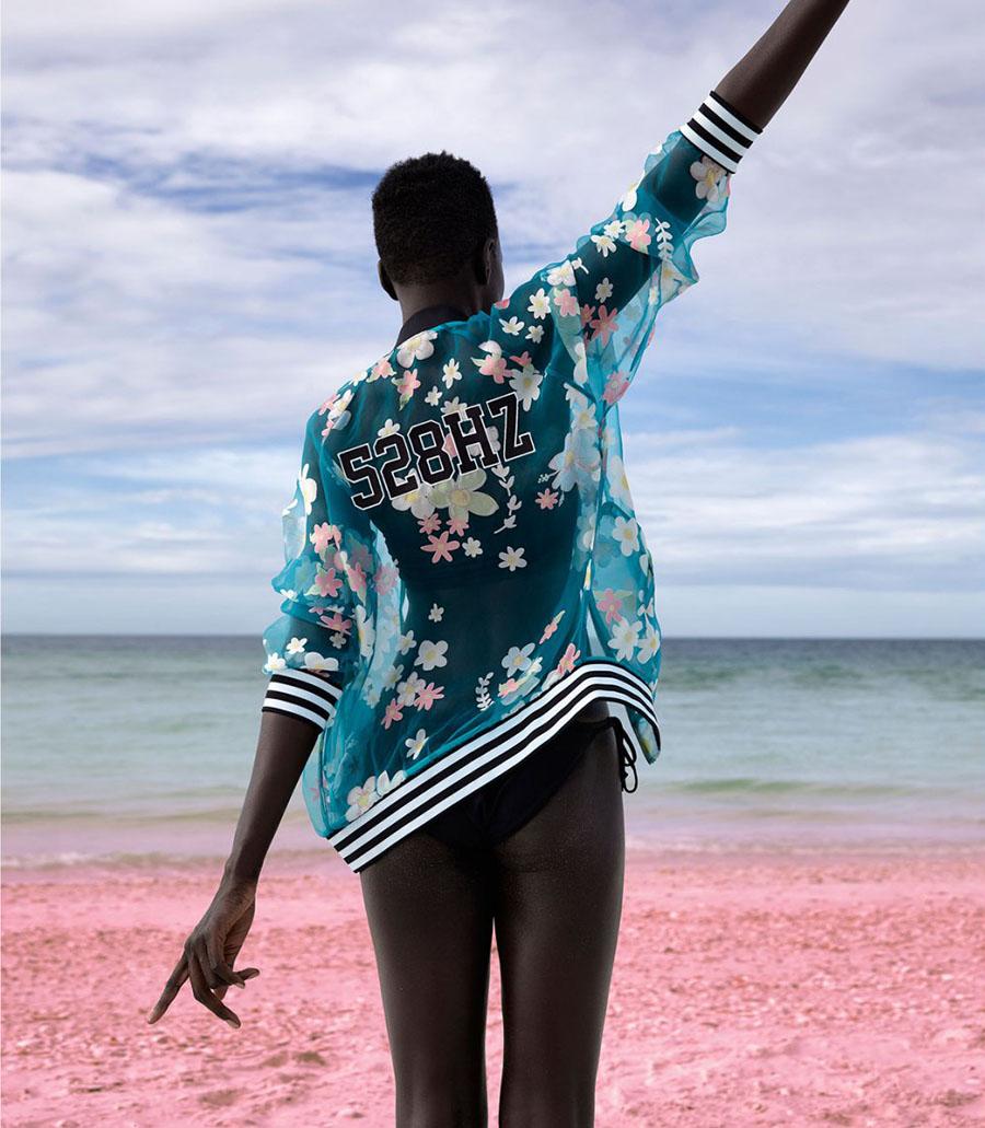 griot-mag-com-Pharelles williams pink beach adidas-02