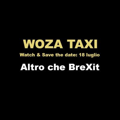 Woza Taxi | Preparatevi alla vera bomba by Crudo Volta Radio e Gqom Oh!