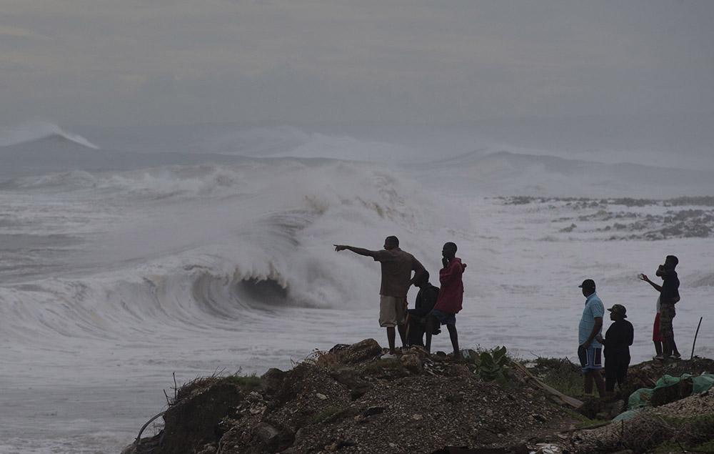 "Hurricane Matthew and #PrayForHaiti | But ""pray"" for what? Send help, please"