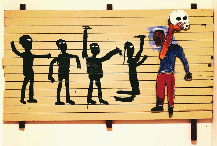 griot-mag-radiant-child-al-mudec-mostra-Basquiat-Procession-1986
