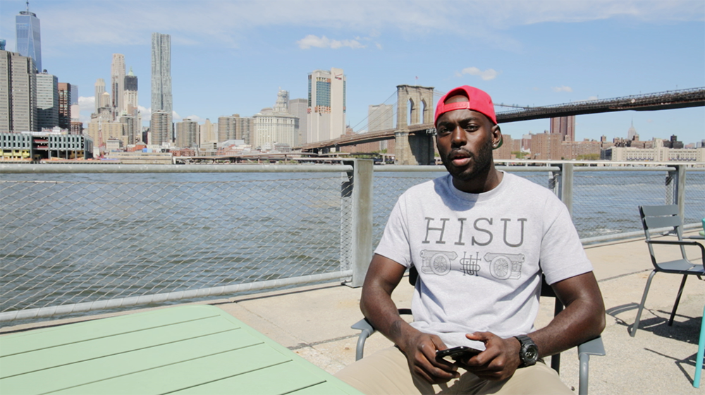The Expats | Pierre Andre Diedhiou| Episode three | New York