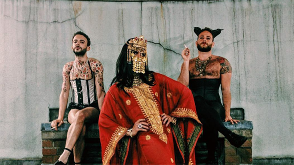 griot-mag-Him Noir | Here's how artist Isaiah Lopaz confronts racism-muslim-gay-community-(c)Herman ali