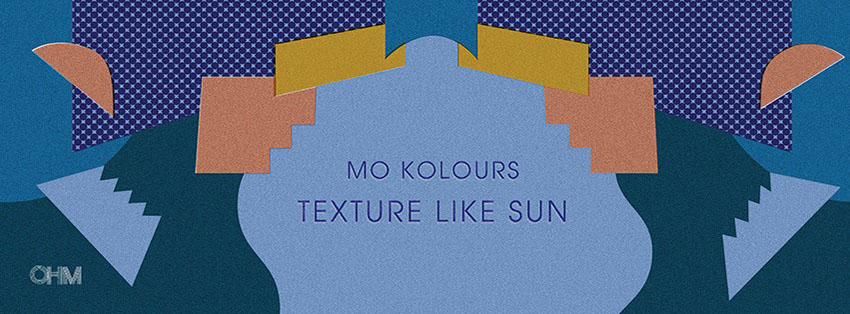 griot-mag-'Version Like Sun' | The new release of Mo Kolours is out-Texture-Like sun