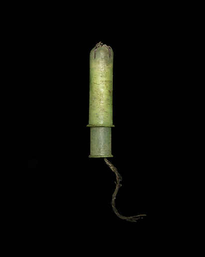 griot-mag-Dzhangal | The objects of Calais shot by Gideon Mendel-Tampon with applicator Collected 21 May 2016