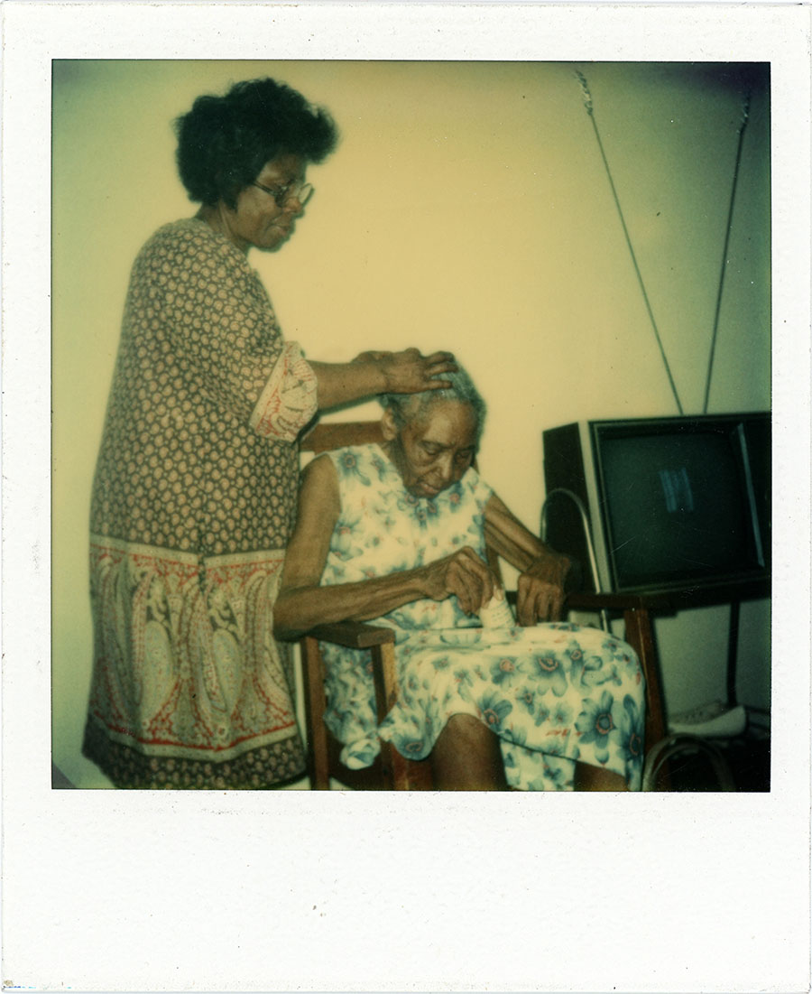griot-mag-interview-Fade Resistance | Zunn Lee's project restores orphaned Polaroids of Black families-4