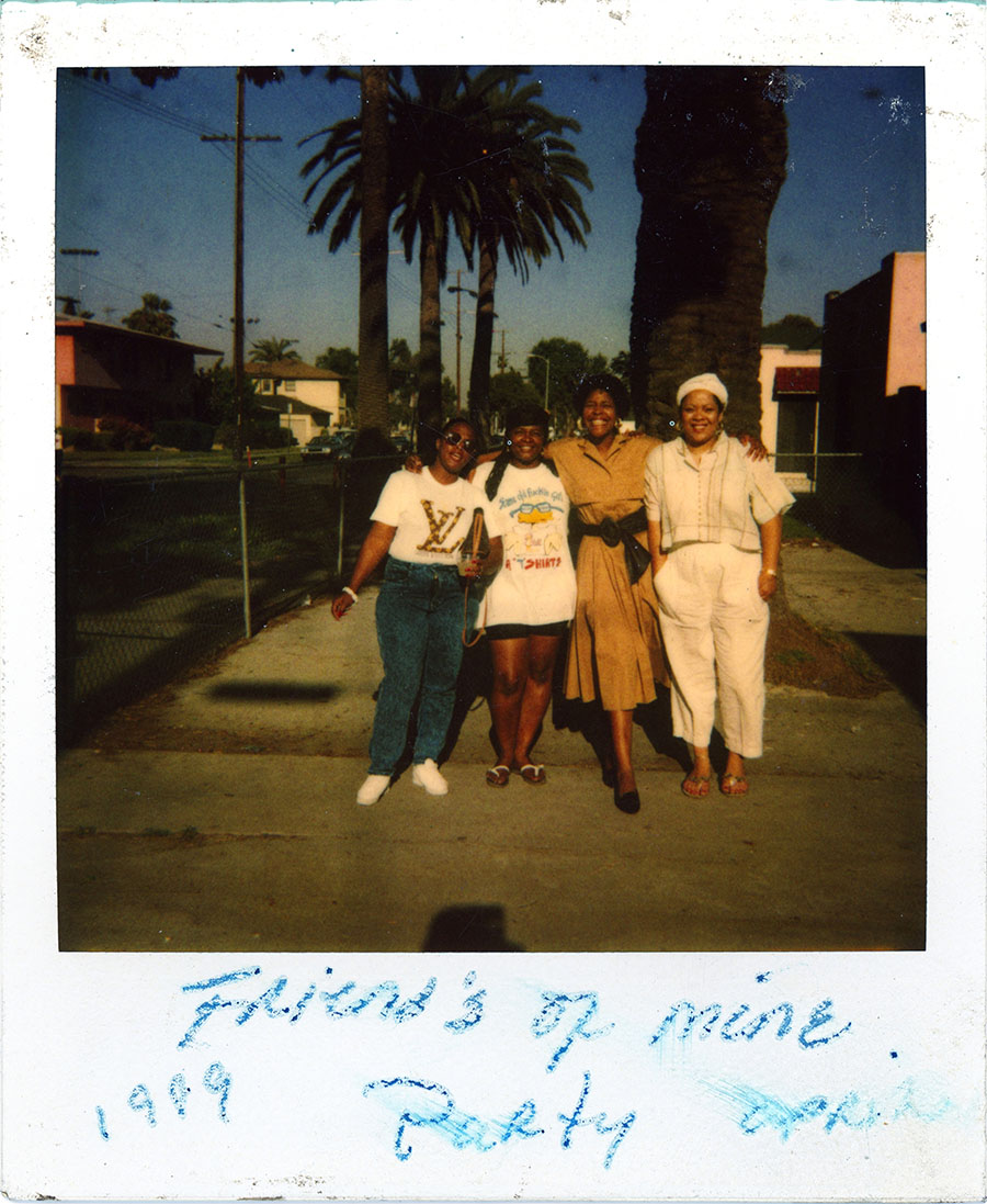 griot-mag-interview-Fade Resistance | Zunn Lee's project restores orphaned Polaroids of Black families-6f