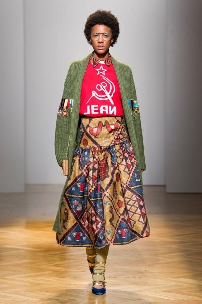 Guerra Fredda | La collezione F/W 17-18 di Stella Jean contro le barriere nel mondo