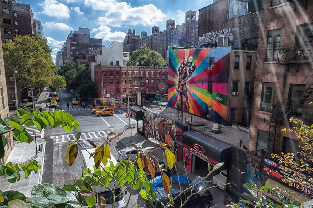 """griot-mag-Danny Simmons - Rush Philantropic Arts Foundation   """"L'arte cambia la vita. È molto semplice!""""-chelsea"""