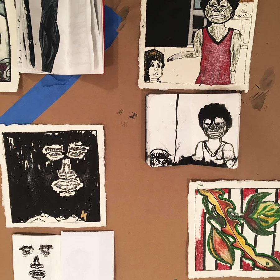 """griot-mag-Danny Simmons - Rush Philantropic Arts Foundation   """"L'arte cambia la vita. È molto semplice!""""-chelsea_"""