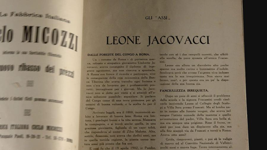 griot-mag-Il Pugile del Duce | Tony Saccucci ci racconta tutto su Leone Jacovacci, il Nero di Roma-Flaminio-Bosisio-JAcovacci_