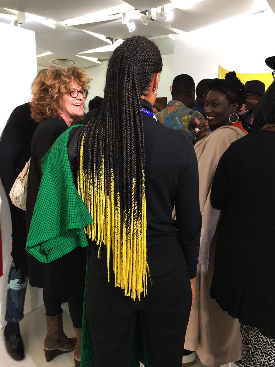 "griot-mag-Africa Now! | Parigi ""Un- vento d'Africa soffia sulle nostre anime-Namsa Leuba"