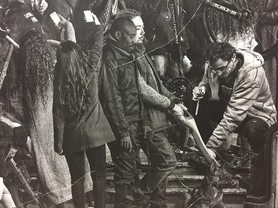 griot-mag-CHRONIQUES DE CLICHY - MONTFERMEIL- intervista - JR artista- parigi- Palais-de-Tokyo-3