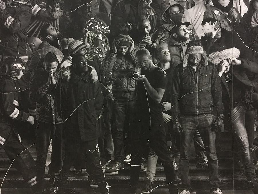 griot-mag-CHRONIQUES DE CLICHY - MONTFERMEIL- intervista - JR artista- parigi- Palais-de-Tokyo-6