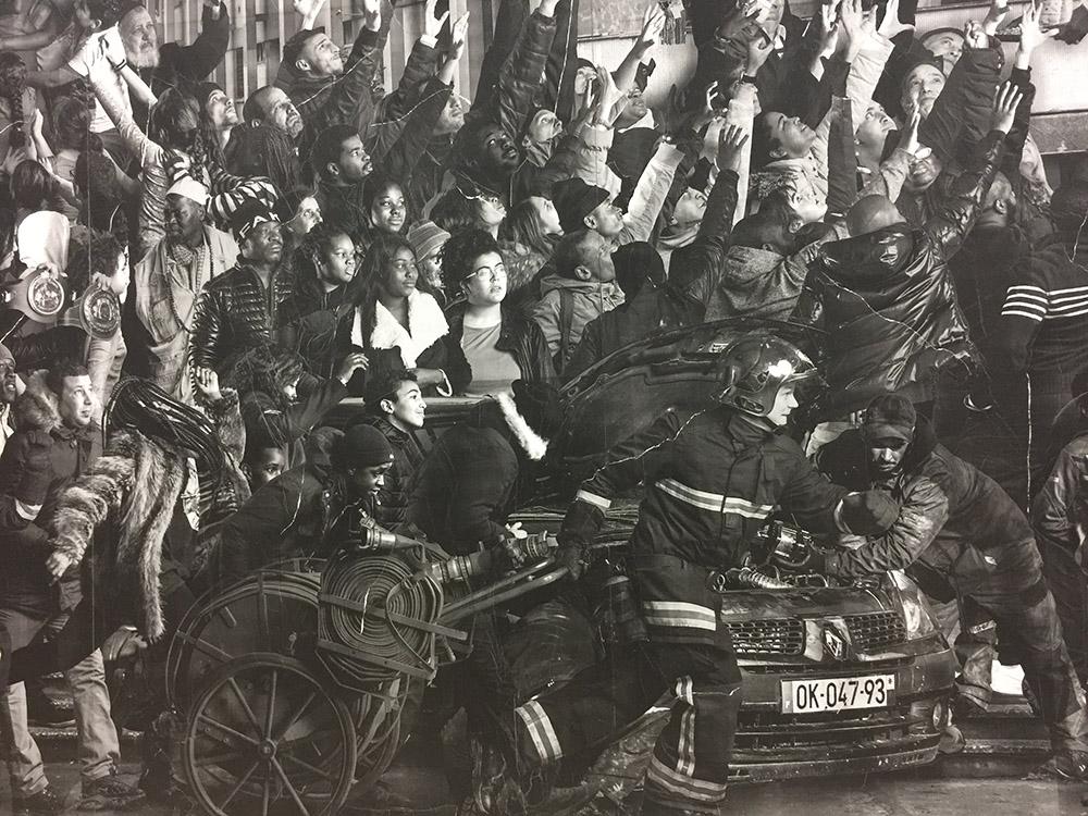 griot-mag-CHRONIQUES DE CLICHY - MONTFERMEIL- intervista - JR artista- parigi- Palais-de-Tokyo-9