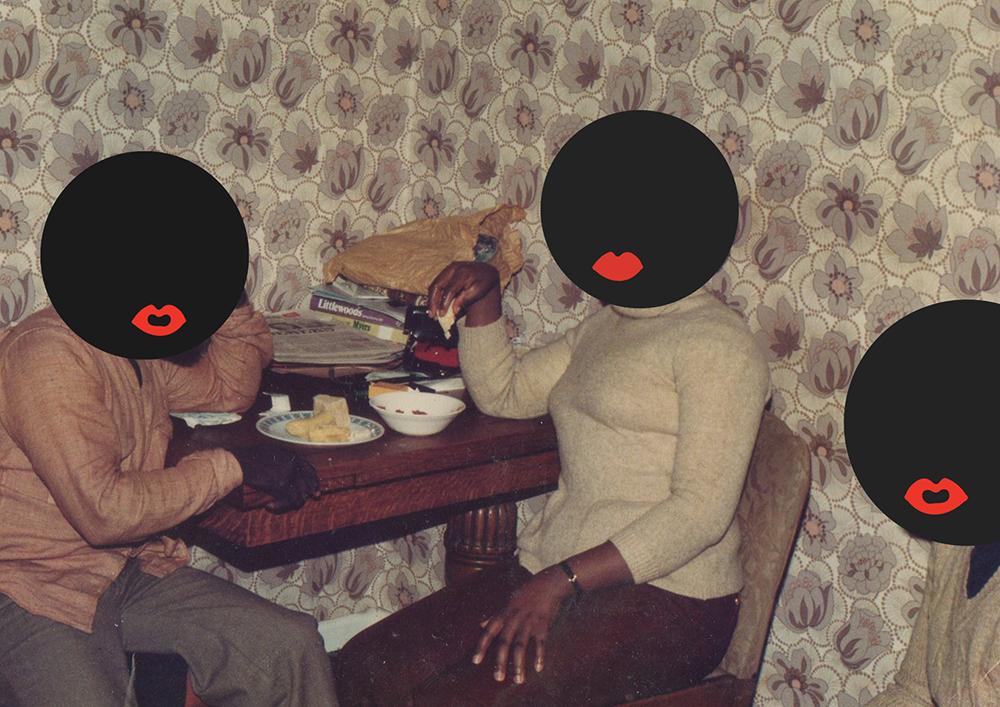 griot-mag-The Cultural Encyclopaedia | Nana Oforiatta-Ayim prova a riscrivere la storia dell' Africa-larry-achiampong-blackface