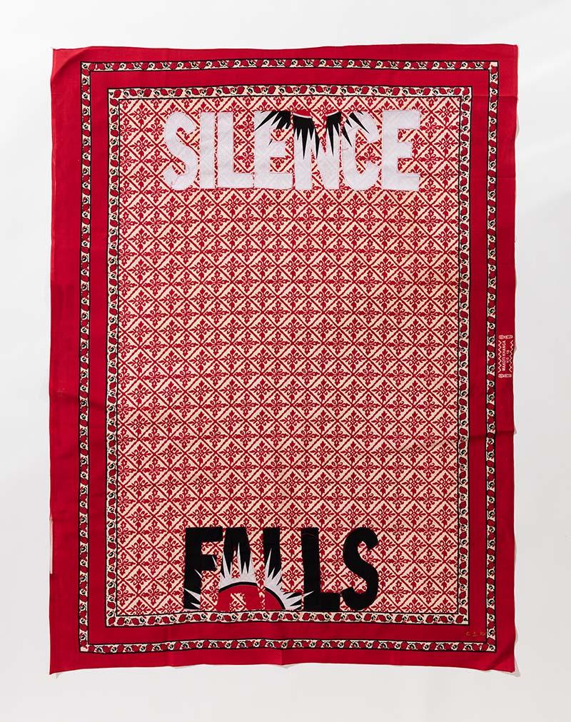 griot-mag-lilian-_thuram-art-afrique-louis.vuitton-foundation-Silence Falls (2017 Lawrence Lemaoana