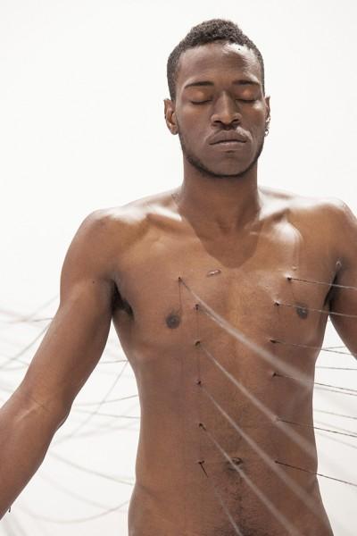 Venice Biennale 2017 | Carlos Martiel's body is a battle field
