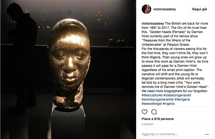 griot-mag-Victor- Ehikhamenor on the first Nigerian Pavilon at Venice Biennale and Damien Hirst's cultural appropriation_