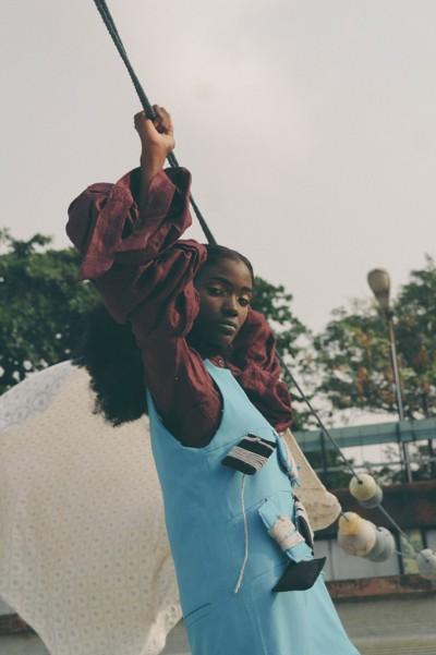 Embers of Bloom | Il fashion film di Daniel Obasi