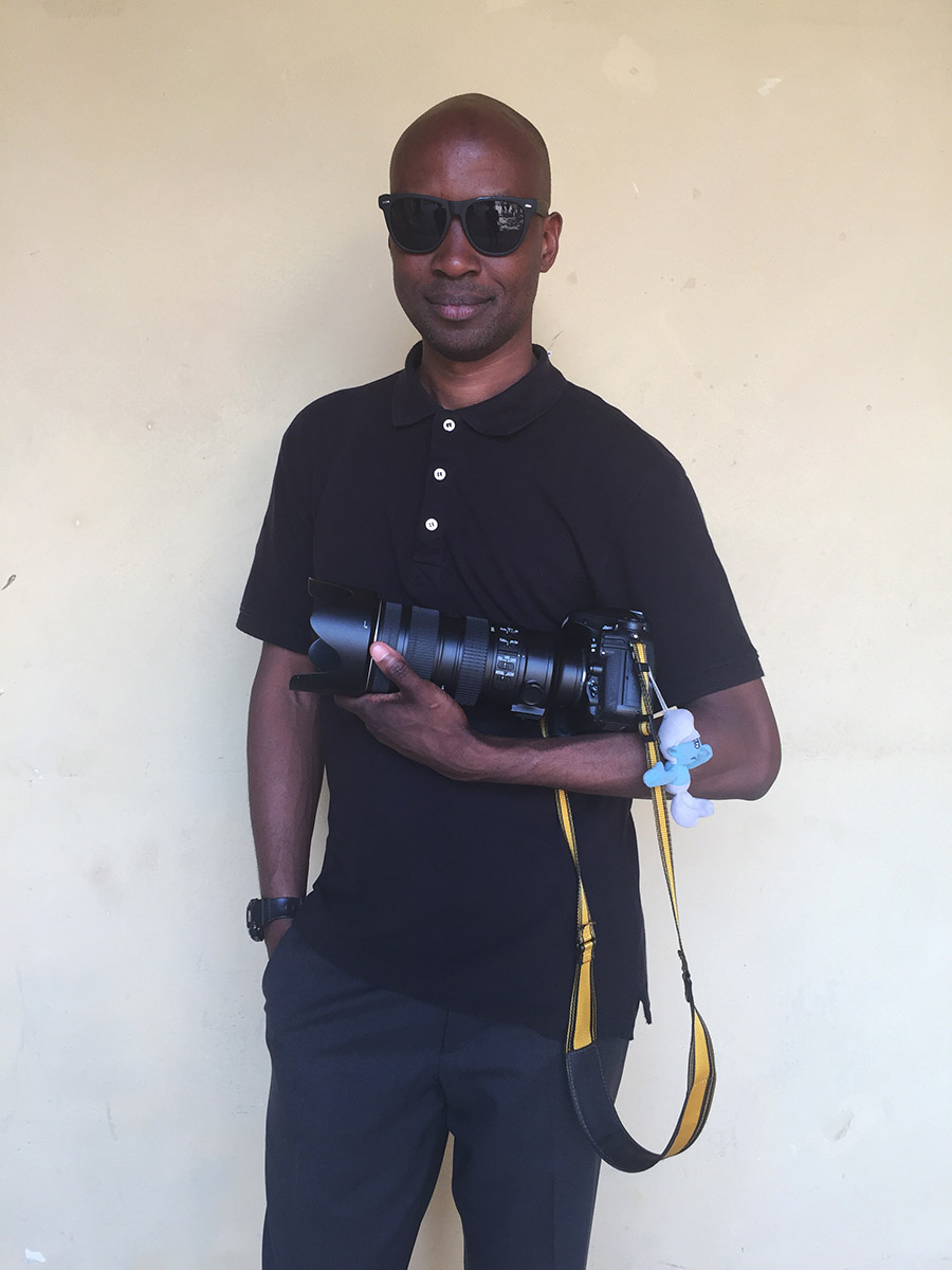 griot-mag-Pitti- Uomo _92   - Parola ai fotografi-David Nyanzi