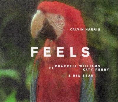 Watch Calvin Harris' 'Feels' video f/Pharell Williams, Big Sean and Kate Perry