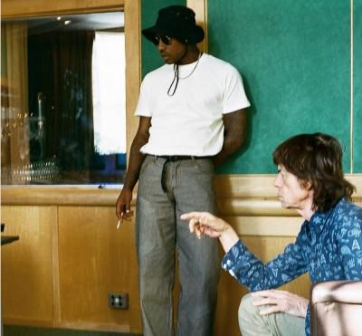 Skepta e Mick Jagger in studio ci stanno facendo arrovellare il cervello