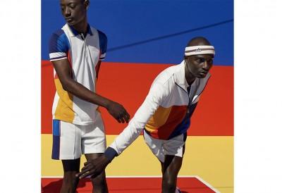 L'universo chic del tennis secondo Pharrell Williams X Adidas Originals