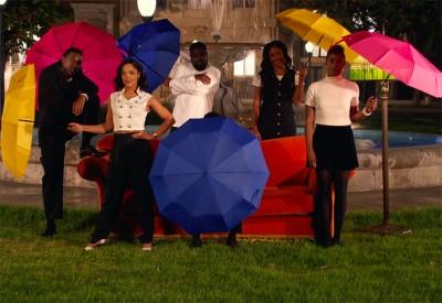 Moonlight | Jay-Z's all-black remake of Friends