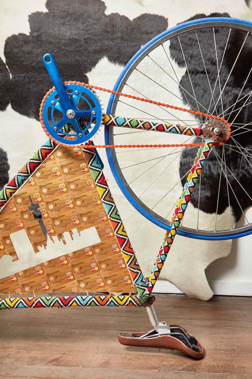 griot mag Trevor- Stuurman_ -ci presenta The STUURman Bike