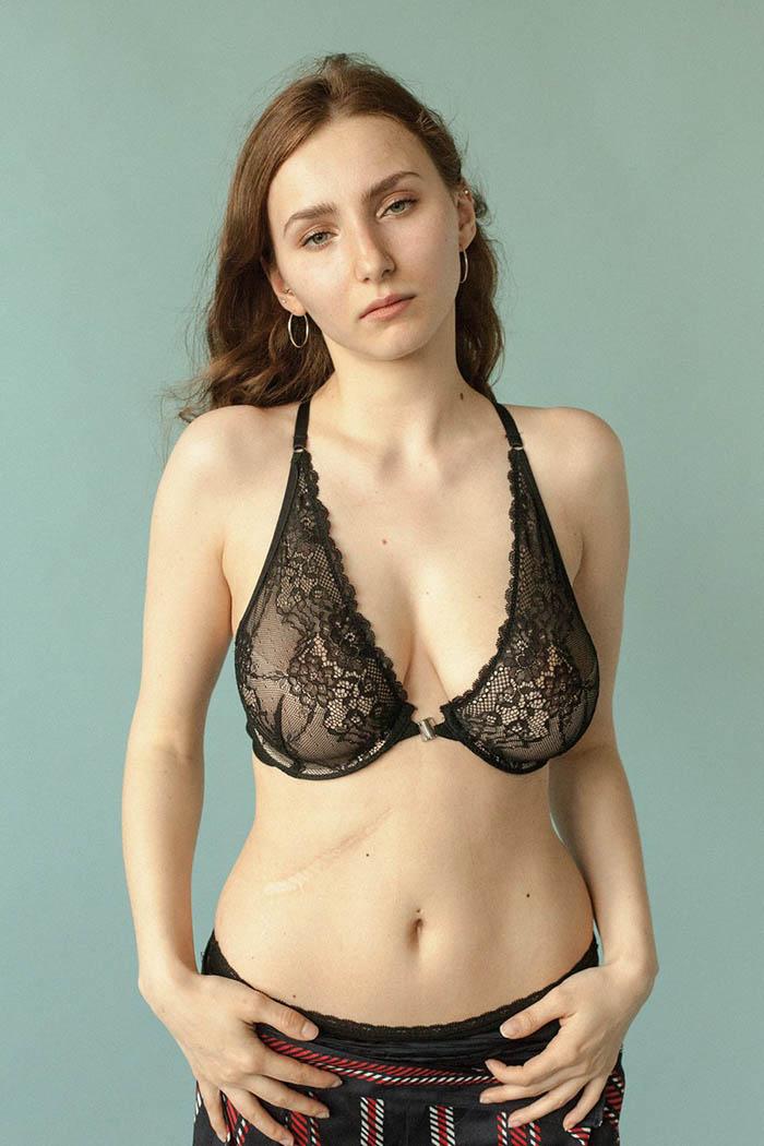 griot mag _Behind _The_ Scars   Sophie Mayanne x Femme Culture Franz Lang