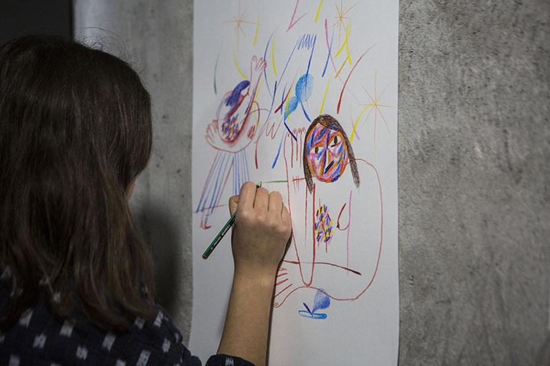griot mag Behind The Scars | Sophie Mayanne x Femme Culture Franz Lang