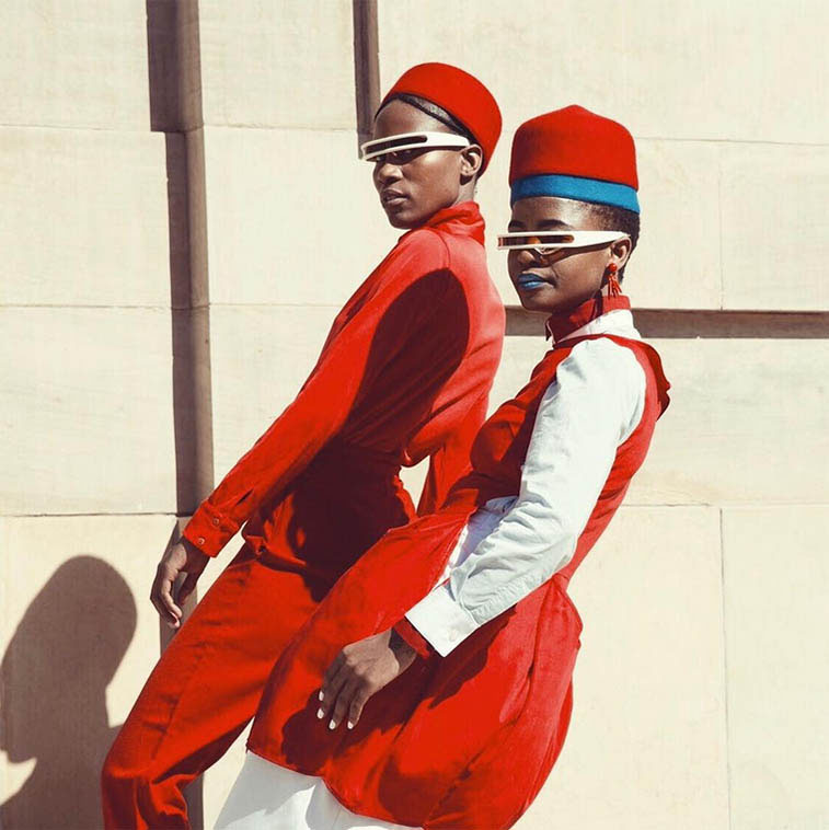 griot- -mag- griot-mag- Trevor Stuurman launches The Fez Hat collection with Simon & Mary