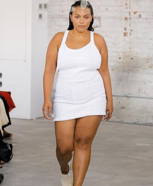 griot mag New York Fashion Week | Il marchio Eckhaus Latta colpisce ancora paloma