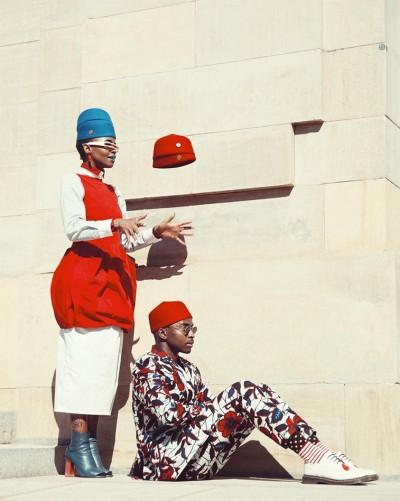 The FEZ | Trevor Stuurman lancia una collezione di cappelli con Simon & Mary